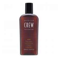 American Crew Classic 3-IN-1 Shampoo (250 ML) (made4men)