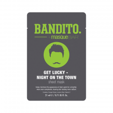 MB Bandito Get Lucky Night On The Town Sheet Mask (1 stk)