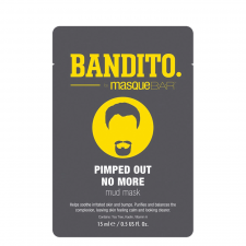MasqueBar Bandito Pimped Out No More Mud Mask (1 stk)