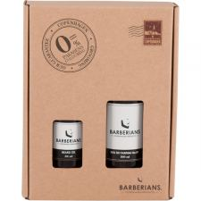 Barberians Cph Bearded Men Gift Box (Skægolie + EDP)