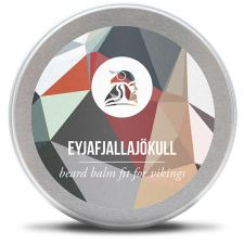 Fit for Vikings Eyjafjallajökull Skæg Balm