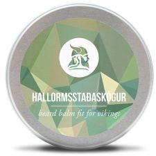 Fit for Vikings Hallormsstaðaskógur Skæg Balm