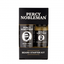 Percy Nobleman Beard Starter Kit (made4men)