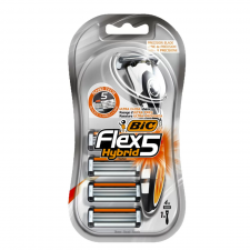 BIC Flex 5 Hybrid Barberskraber (Inkl.4 blade) (made4men)