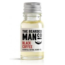 The Bearded Man Black Coffee Beard Oil (10 ml) - kr 99 | Hurtig levering
