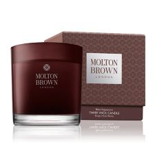 Molton Brown Black Peppercorn - 3 væge duft lys (500 g) - kr 749 | Hurtig levering