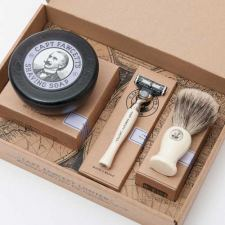 Captain Fawcett Shaving Gift Set (Barberingssæt) - kr 999 | Hurtig levering