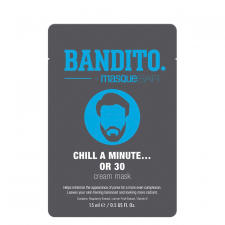MasqueBar Bandito Chill A Minute Or 30 Cream Mask (1 stk)