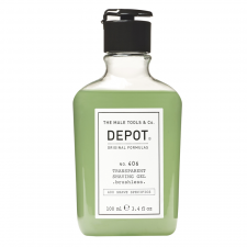 Depot No. 406 Transparent Shaving Gel (100 ml) (made4men)
