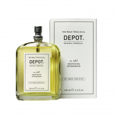 Depot No. 407 Aftershave Fresh Black Pep (100 ml) (made4men)
