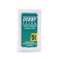 Derby Extra Double Edge Barberblad (2x5 stk.)