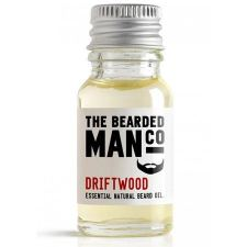 The Bearded Man Driftwood Beard Oil (10 ml) - kr 99 | Hurtig levering