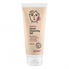 Astion Face Cleansing Gel (200 ml) (made4men)