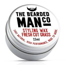 The Bearded Man Fresh Cut Grass Moustache Wax (15 ml) - kr 99 | Hurtig levering