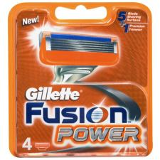 Gillette Fusion Power Barberblad (4-pakning)