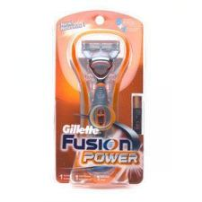 Gillette Fusion Power Barbermaskin (Inkl. 1 Barberblad)