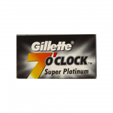 Gillette 7 O'Clock Super Platinium Barberblad (7 stk.)