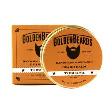 Golden Beards Økologisk Skægbalsam - Toscana (30 ml)