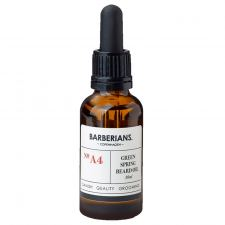 Barberians CPH Green Spring Beard Oil (30 ml.)