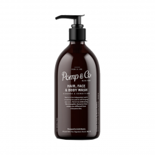 Pomp & Co. Hair, Face & Body Wash (200 ml) (made4men)