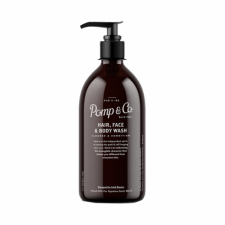 Pomp & Co. Hair, Face & Body Wash (100 ml) (made4men)