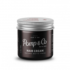 Pomp & Co. Hair Cream (120 ml) (made4men)