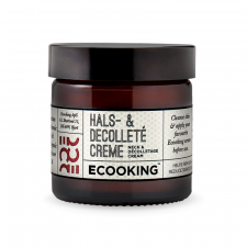 Ecooking Hals og Decollete Creme (50 ml)