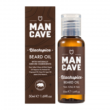 Mancave Blackspice Beard Oil