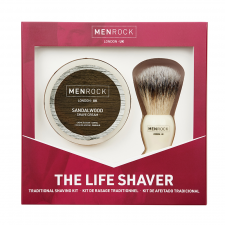 MenRock The Life Shaver - Sandalwood