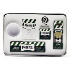 Proraso Shaving Tin Set - Classic