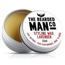 The Bearded Man Lavender Moustache Wax (15 ml) - kr 99 | Hurtig levering