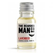 The Bearded Man Lavender Beard Oil (10 ml) - kr 99 | Hurtig levering