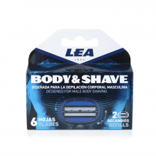 LEA Body & Shave Barberblade (2 stk) (made4men)