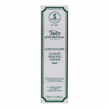Taylor of Old Bond Street Barbercreme Lemon & Lime (75 ml)