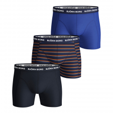 Björn Borg 3-Pack Boxershorts (French Stripe)