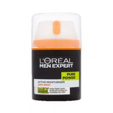 L'Oreal Men Expert Pure Power Anti-Breakout Moisturiser (50 ml) - kr 109 | Hurtig levering