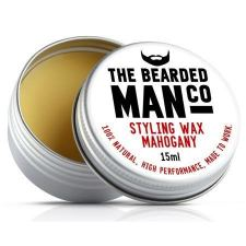 The Bearded Man Mahogany Moustache Wax (15 ml) - kr 99 | Hurtig levering
