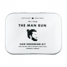 Men's Society Hair Kit - Man Bun