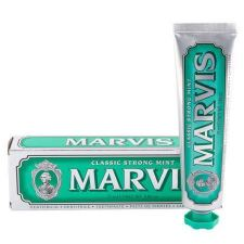 Marvis Tandkrem Classic Strong Mint (75 ml) - kr 49 | Hurtig levering