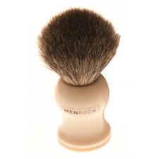 MenRock The Badger Brush (Pure Badger) - kr 299 | Hurtig levering