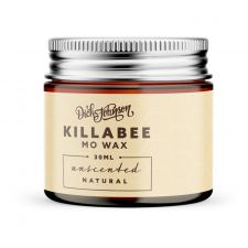 Dick Johnson Unscented Killabee Moustache Wax-(30 ml)