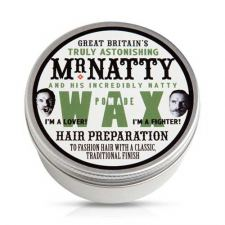 Mr. Natty Pomade Wax Hair Preparation (100 ml) - kr 209 | Hurtig levering