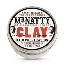 Mr. Natty Clay Wax Hair Preparation (100 ml) - kr 219 | Hurtig levering