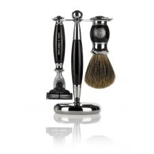 Gentlemen's Tonic Mayfair Shaving kit (Ebony) - kr 1859 | Hurtig levering