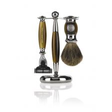 Gentlemen's Tonic Mayfait Shaving Kit (Horn) - kr 1859 | Hurtig levering
