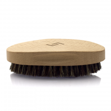 Njord Beard Brush (Boar Bristle / Beech Wood)