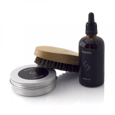 Njord Beard Oil + Comb