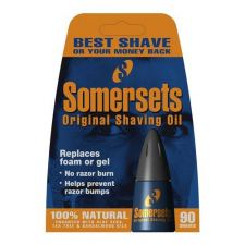 Somersets Original Barberolje (15 ml)