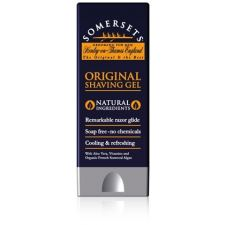 Somersets Cooling Shaving Gel - Original (200 ml.)