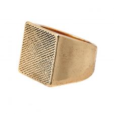 Icon Brand Luxury Model Ring (Guld)